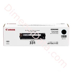 Jual Cartridge CANON Black Toner [EP-331]